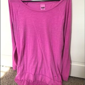 large shirt from PINK good quality